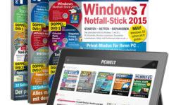Zeitschrift PC-Welt testen