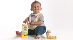 Gratis Produktproben für Babys und Kinder