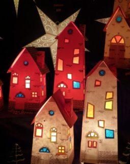 Bastelanleitungen zu Advent und Weihnachten
